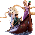 Rapunzel Enredados 3