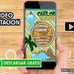 Video Invitacion Cumpleaños Dinosaurios GRATIS