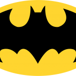 batman logo clipart