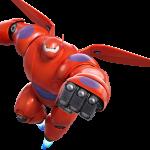 big hero clipart 12