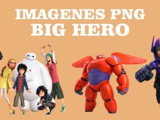 big hero imagenes