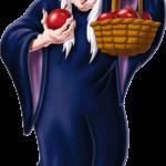 bruja de blancanieves