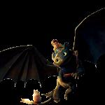 dragon chimuelo 21