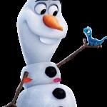 frozen2 olaf sin fondo