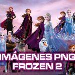 Imagenes Frozen 2 PNG – GRATIS