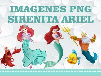imagenes sirenita ariel