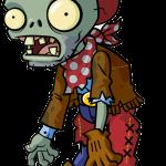 plantas vs zombies vaquero