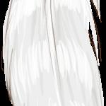 pluma blanco