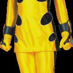 power rangers Clipar amarillo