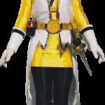 power rangers Clipar amarillo2