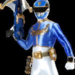 power rangers Clipar azul 5