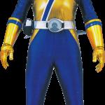 power rangers Clipar azul amarillo