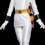 power rangers Clipar chica