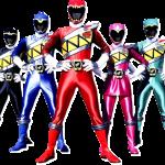 power rangers Clipar personajes 2