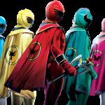 power rangers Clipar personajes 3