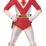 power rangers Clipar rojo25