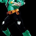 power rangers Clipar verde