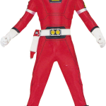 power rangers clipar personaje rojo66