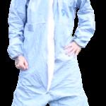 traje coronavirus
