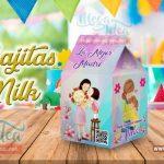 Cajita Milk para el día de la Madre en Powerpoint