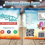 Mockup para Chips Bags en Photoshop
