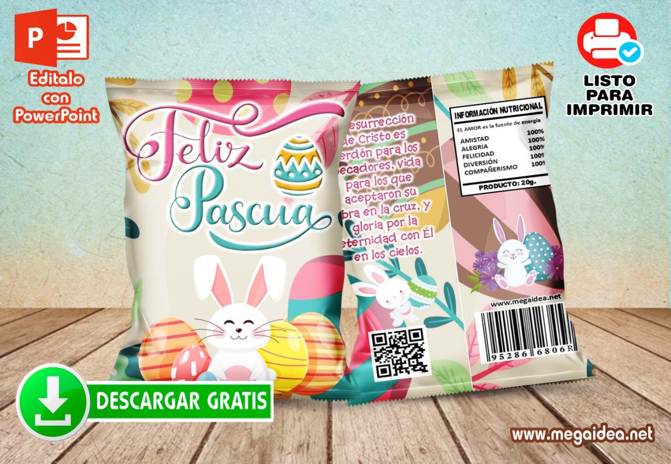 Pascua ChipsBags