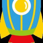 astronauta clipart 11