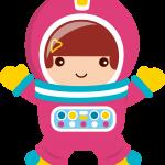 astronauta clipart 1122