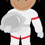 astronauta clipart 55