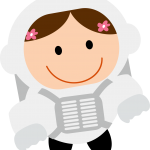 astronauta clipart 556