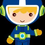 astronauta clipart alien 66