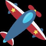 astronauta clipart avion