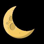 astronauta clipart luna