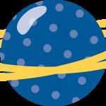 astronauta clipart planeta1