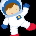 astronauta clipart space