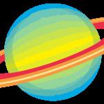 astronauta planeta clipart232