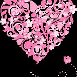 dia de la madre corazon clipart 9