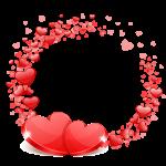 dia de la madre corazones clipart 20