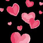 dia de la madre corazones clipart 25