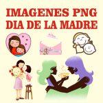 Imagenes PNG día de la madre