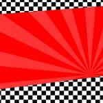 fondo rojo cars