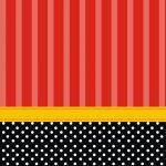 fondo rojo negro