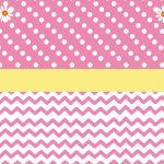 fondo rosado amarillo