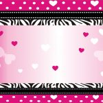 fondo rosado animalprint