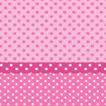 fondo rosado puntos