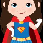 super heroes clipart animado 14