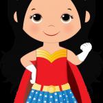 super heroes clipart animado 95858
