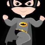 super heroes clipart animado batman