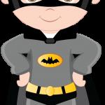 super heroes clipart animado batman 5