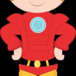 super heroes clipart animado flash 55